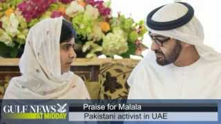 Praise for Malala Yousafzai, Pakistani activist - GN Midday Tuesday May 28 2013