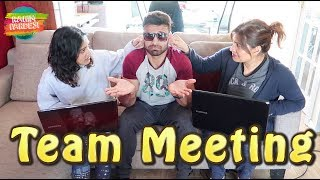 Team Meeting | Rahim Pardesi