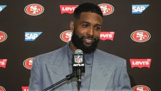 BROWNS TRADE ODELL BECKHAM JR. TO THE 49ERS?