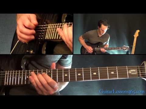 Orion Guitar Lesson Pt.1 - Metallica