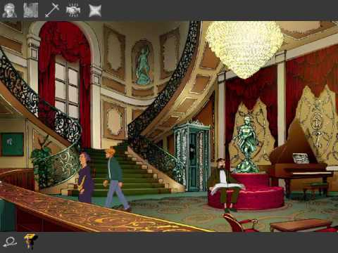 Broken Sword  The Shadow of the Templars part 2 thoses gangsters