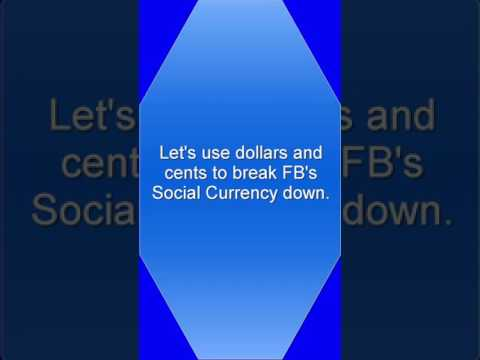 Currency of Facebook