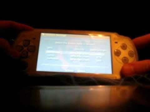 How to settup PSP Internet
