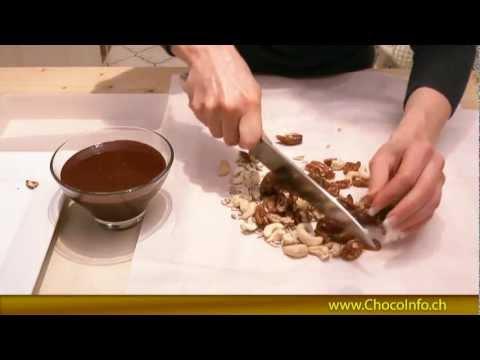 How To Make A Home Made Chocolate Bar