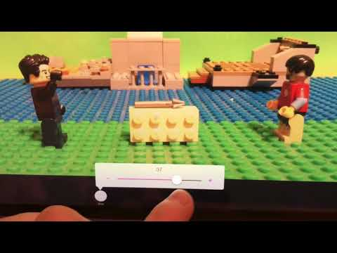 How to make things fly with Stop Motion Studio Pro (LEGO)