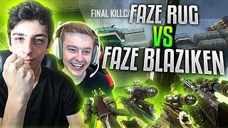 THE SNIPER CYCLE! vs FaZe Blaziken   FaZe Rug