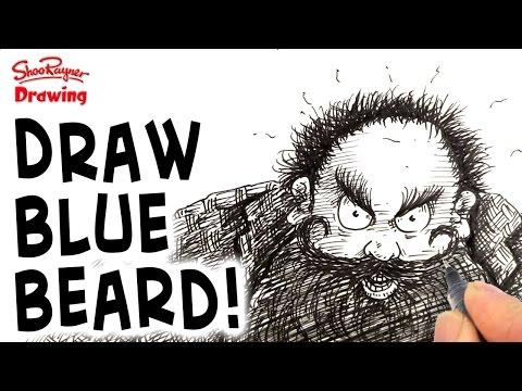 How to Draw Bluebeard