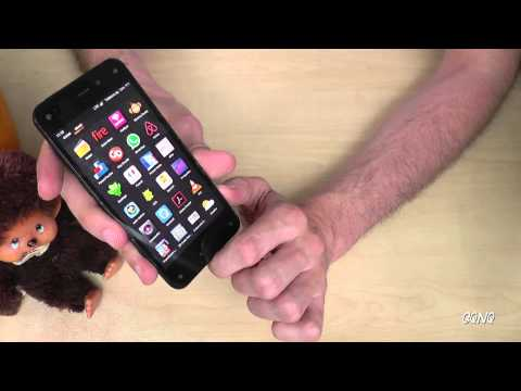 Amazon Fire Phone: How to delete an App or Apps?