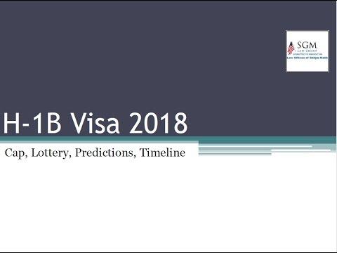 H-1B Visa 2018 Beginner's Guide