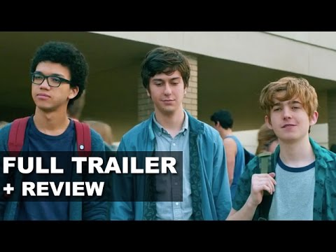 Paper Towns Official Trailer 2 + Trailer Review - Beyond The Trailer