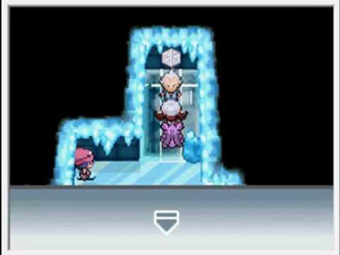 Pokemon Soul Silver Walkthrough Part #34: Ice-Cold