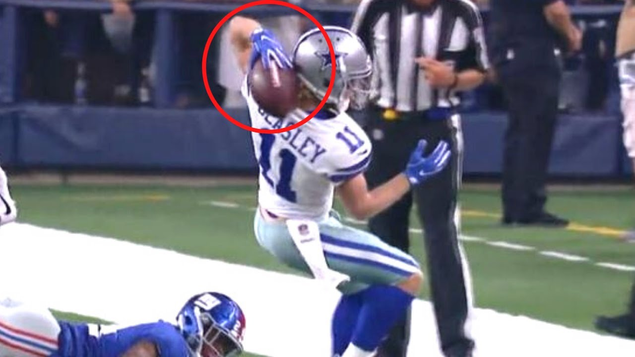 """Luckiest """"1 in a MILLION"""" Moments in Sports History"""