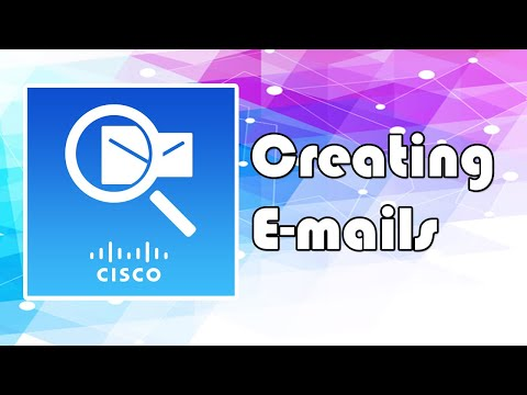 Cisco Packet Tracer - Email