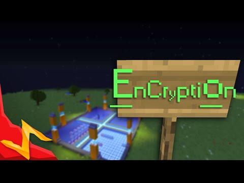 Encryption in Minecraft