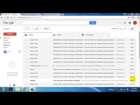 Access All Your Gmail/Yahoo Accounts With One Gmail Login