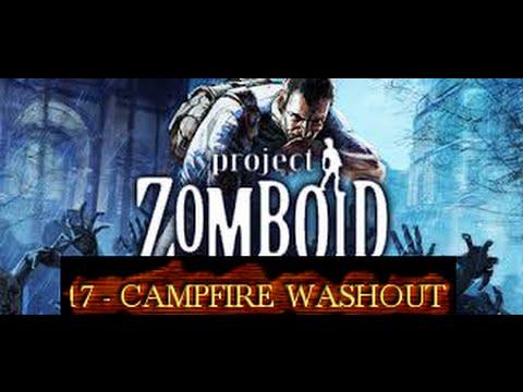 Project Zomboid HD [Campfire Washout]