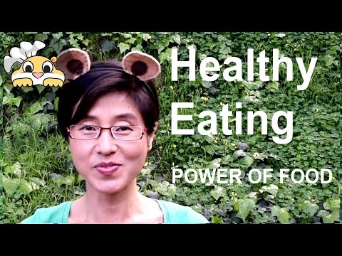 Healthy Eating Ep.2 - Power Of Food #지루성피부염