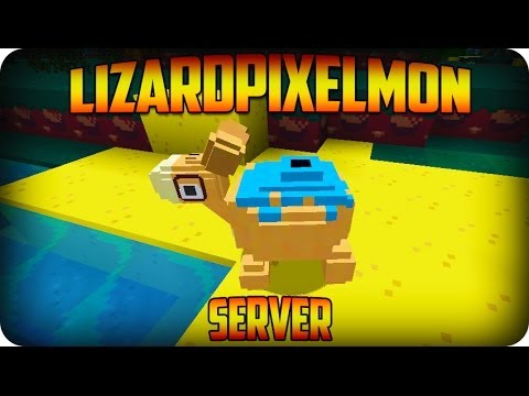 Minecraft Pixelmon : Lizard Pixelmon Server -  Ep 6- HOW IS THIS EVEN POSSIBLE!