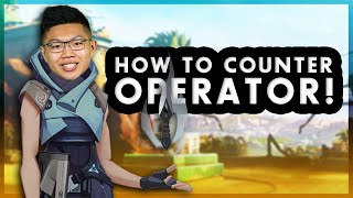 TSM WARDELL ON HOW TO COUNTER OPERATORS IN VALORANT!