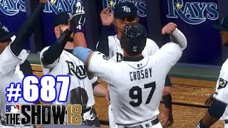 MY TEAMMATES ADORE ME! | MLB The Show 18 | Road to the Show #687