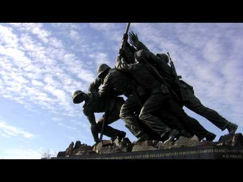 A Day at the Iwo Jima Memorial