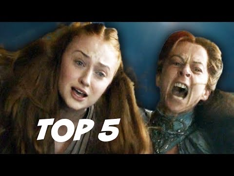 Game Of Thrones Season 4 Episode 7 - Top 5 WTF Moments