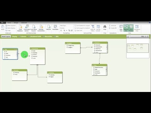 Excel 2013 : Part 3 - PowerPivot (THAI language)