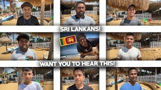 🇱🇰 Sri Lankans NEED you to hear this! - Traveling to Sri Lanka in 2020 LISTEN TO THIS!