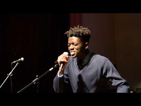 Jason Black - Dartford Grammar School Talent Show 2016