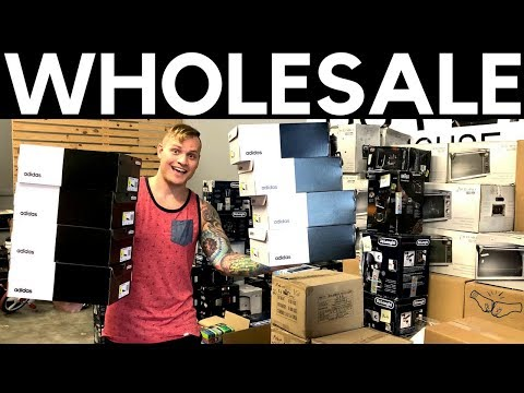 Buying Wholesale to sell on EBAY / AMAZON - Where to Find Products + Profit Breakdown | Ralli Roots