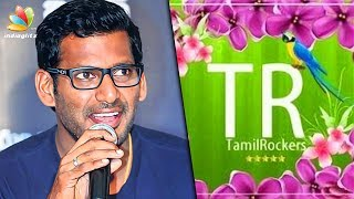 Download Upload movies on TamilRockers on 31st day! : Chennai 2 Singapore Director Speech Video