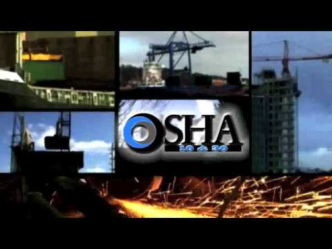 OSHA Safety Training, Course, Classes, Certification