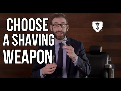 Men's Shaving: How To Choose A Double Edge Safety Razor