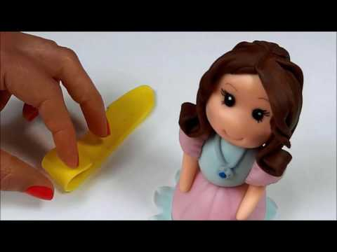 AMAZING FONDANT PEOPLE Cake Toppers Compilation