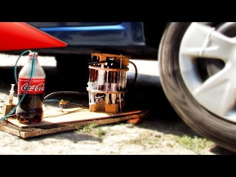 How to Make a Hydraulic Jack