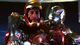 Download Iron Man vs Rhodey - Party Fight Scene - Iron-Man 2 (2010) Movie CLIP HD Video