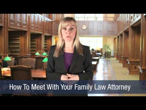 Nathaniel D. Rothstein Law Office - How To Meet With Your Family Law Attorney