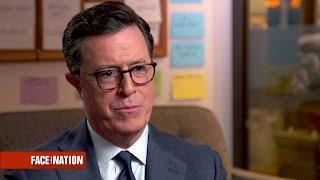 Full interview: Stephen Colbert, December 25