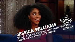 Jessica Williams Got A DM From J.K. Rowling