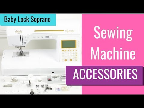Sewing with Baby Lock SOPRANO  - Episode #2
