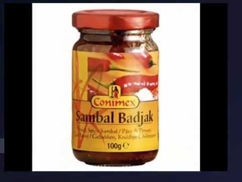 Conimex Sambal Bajak