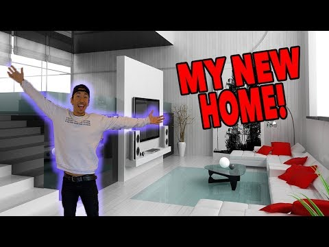 WELCOME TO MY HOME! (NEW apartment tour)