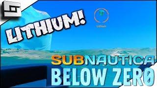 Is There Lithium in Below Zero? Subnautica Below Zero Gameplay - E9