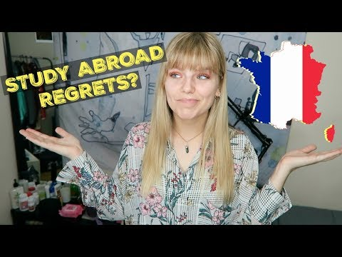 My 5 Biggest Study Abroad Regrets (France)
