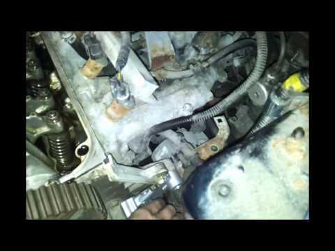 1998 Honda Civic 1.6L Timing Belt Replacement
