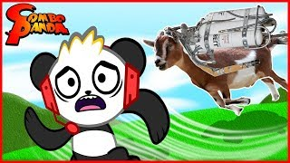 STEAM Goat Simulator with Jet Packs ! Let