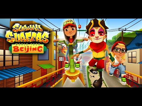 subway surfers apk beijing v1.28.0 [unlimited key+coin] Game Review