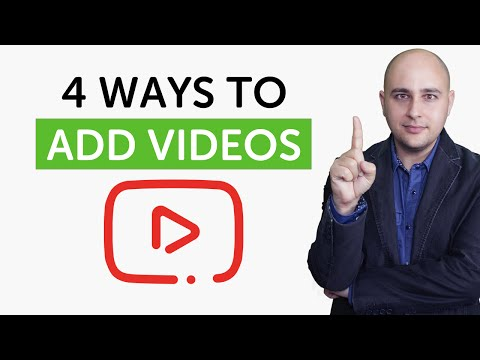The 4 Best Ways To Add Videos On A WordPress Website For Sales Videos & Online Courses