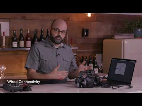 The Canon XF400 and XF 405: Remote Control Connectivity