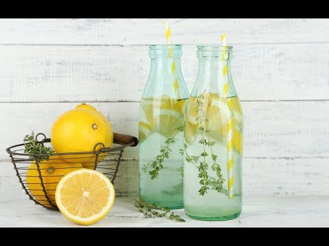 SodaStream Healthy Drink Recipes | Bianca Jade Mizzfit